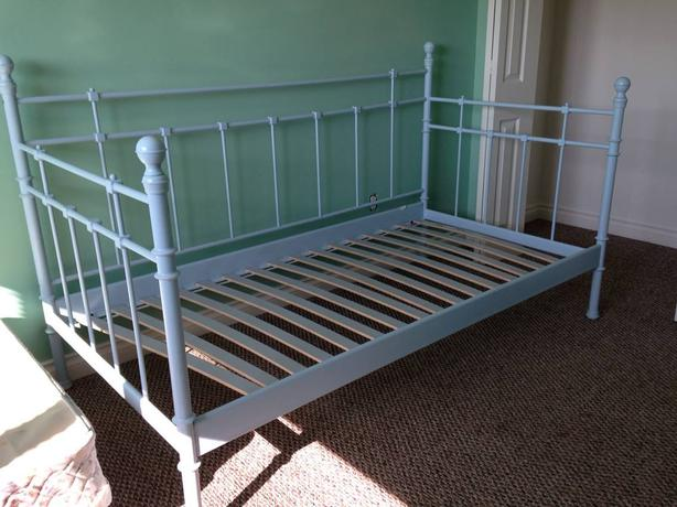 Ikea Daybed Ultra Light Blue North Saanich Amp Sidney