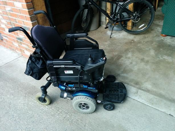Jet 3 Power Wheelchair : Jet ultra power wheelchair campbell river courtenay comox