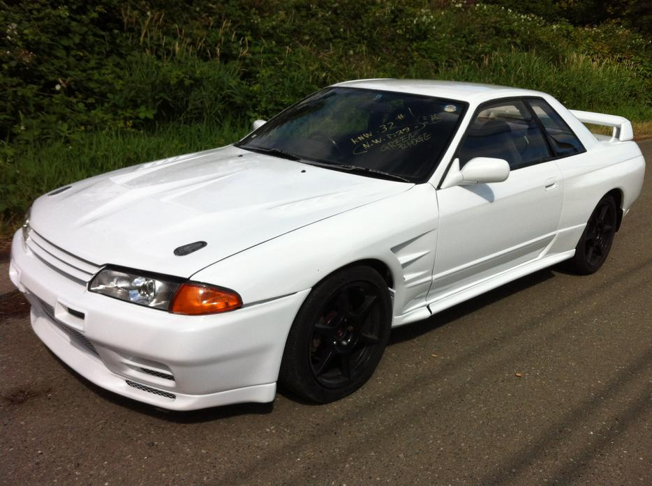 1993 Nissan Skyline Gtr Courtenay Campbell River