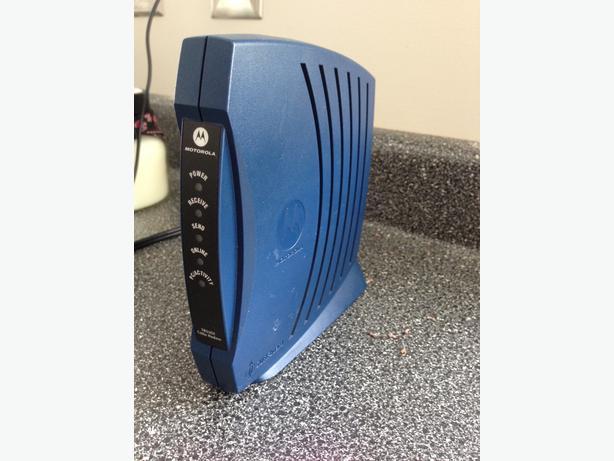 Motorola sb5102