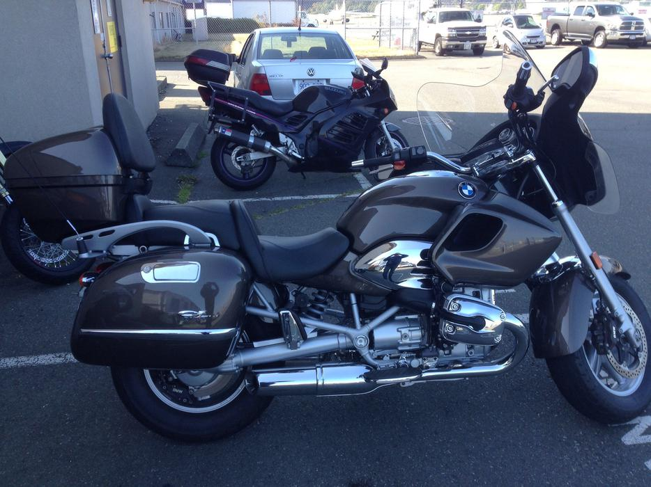 2003 Bmw R1200clc Only 5100 Miles Saanich Victoria Mobile