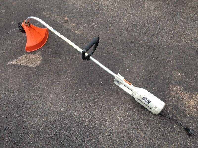 Used Stihl Fe55 Electric Trimmer Like New Charlottetown Pei