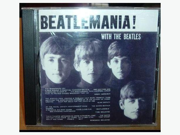 Dr Ebbett's: Beatlemania! With The Beatles Stereo CD ST-6051