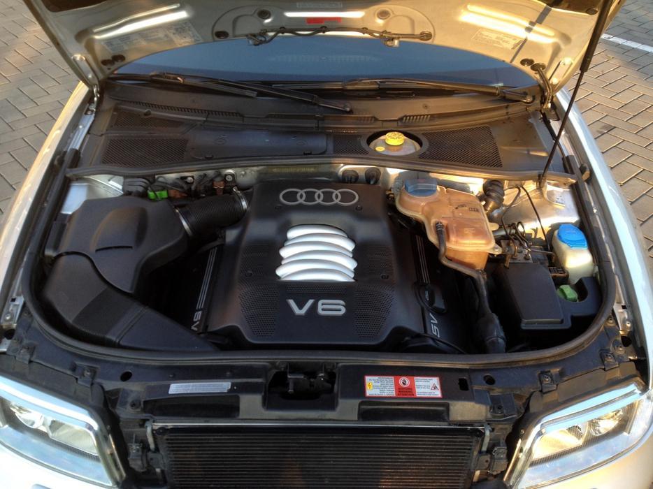 2001 Audi A4 2 8 Saanich Victoria