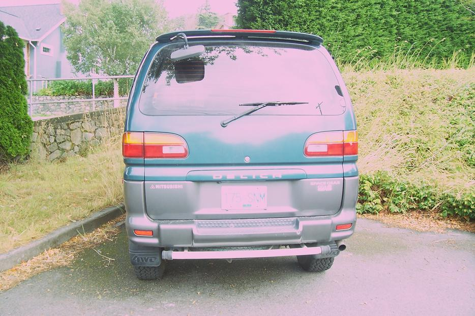 Delica For Sale Vancouver Island