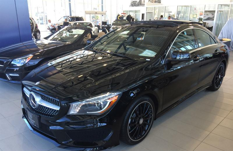 2014 mercedes benz cla250 4matic coupe outside metro vancouver vancouver mobile. Black Bedroom Furniture Sets. Home Design Ideas