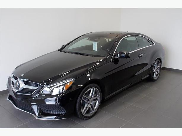2014 mercedes benz e550 coupe central nanaimo nanaimo