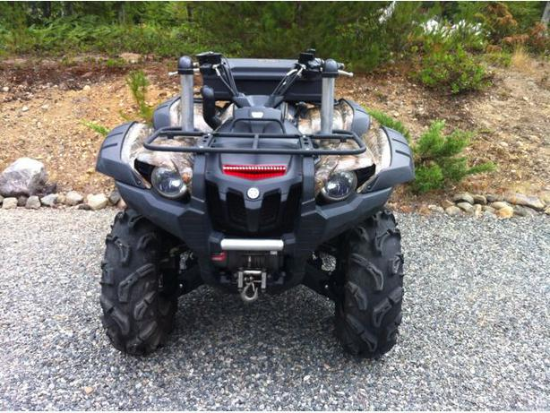 2009 yamaha grizzly 700 victoria city victoria for Yamaha grizzly 700 for sale
