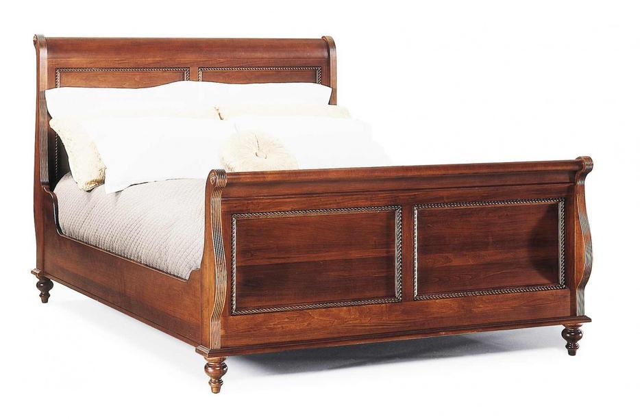 Durham Furniture Savile Row Queen Sleigh Bed Central Ottawa Inside Greenbelt Ottawa