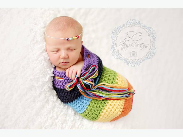 Custom Newborn Photography Props & Maternity Gowns
