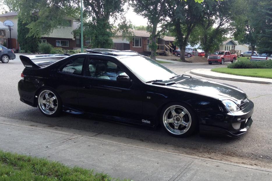 taking offers honda prelude custom show car north regina regina