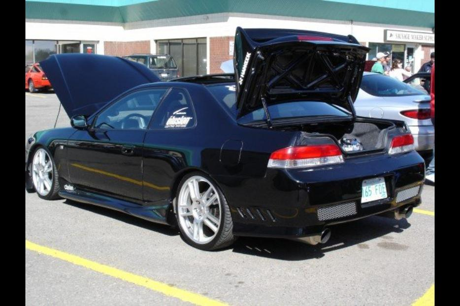Taking Offers Honda Prelude Custom Show Car North Regina