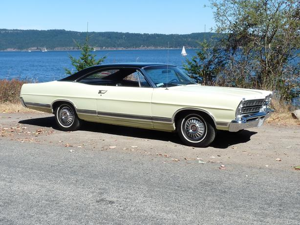 1967 ford galaxie 500 xl outside victoria victoria. Cars Review. Best American Auto & Cars Review