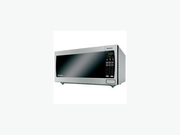 Panasonic Microwave 1 2 Cu Ft Stainless Kanata Ottawa