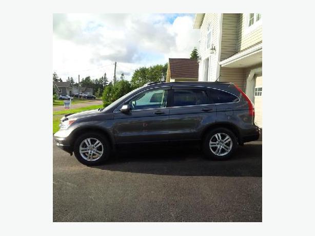 2011 honda crv ex l with navigation queens county pei for Honda crv exl with navigation