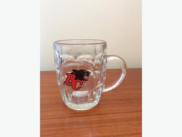 BC Lions Beer Mug