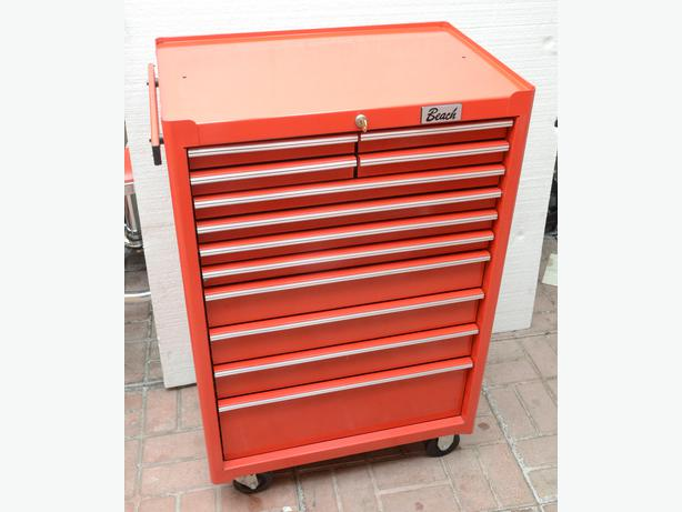 12 Drawer Beach Roller Cabinet, 25 Years Old and MINT! Victoria ...