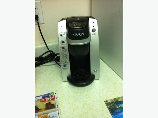 Coffee Makers That Use Keurig Cups : Keurig k-cup Coffee Maker Saanich, Victoria