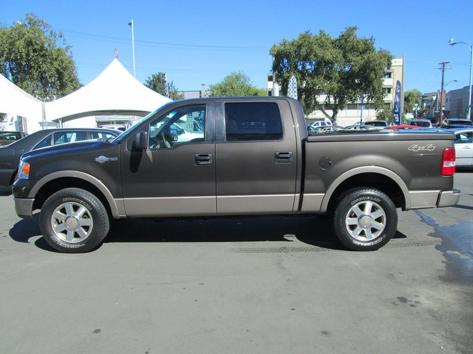 2005 ford f150 king ranch 4x4 local vehicle no accidents outside nanaimo nanaimo. Black Bedroom Furniture Sets. Home Design Ideas