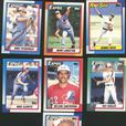 Lot Of 16 1990 O Pee Chee  Montreal Expos Cards