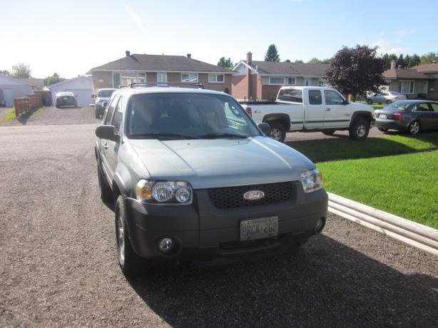 2006 ford escape xlt all wheel drive sault ste marie sault ste marie. Black Bedroom Furniture Sets. Home Design Ideas