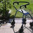Immaculate Dolomite Legacy Rollator Walker W/Basket For Sale