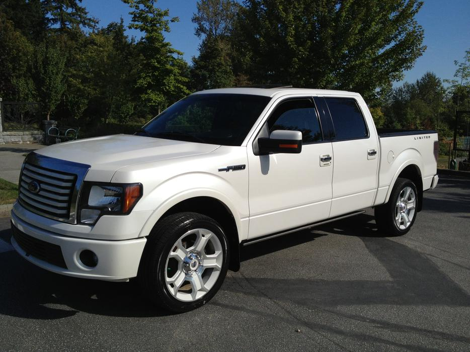 2011 ford f150 f 150 limited supercrew fully loaded lariat limited outside victoria victoria. Black Bedroom Furniture Sets. Home Design Ideas