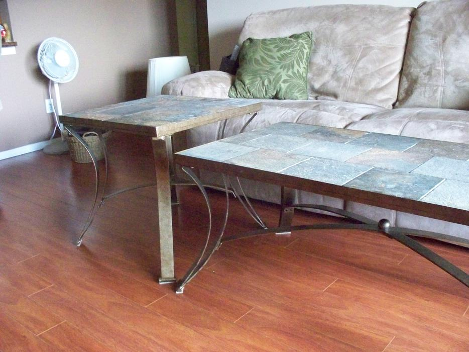 2 Piece Coffee And End Table Set Campbell River Comox Valley
