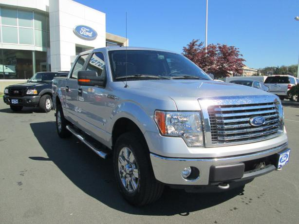 2012 ford f 150 xlt crew cab 4x4 victoria city victoria. Black Bedroom Furniture Sets. Home Design Ideas