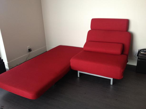 Iso Flip Chair Sofa Bed Victoria City Victoria