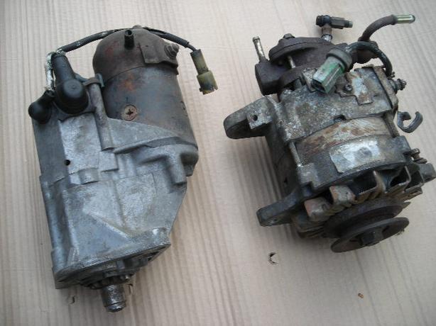 Starter From 1984 Toyota P/U Diesel