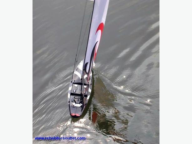 RC Sailboat  Monsoon 900 and Legend