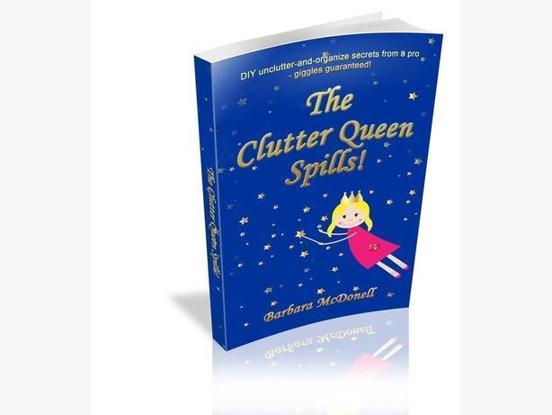 THE CLUTTER QUEEN SPILLS! and THE BANDIT CAT INVESTIGATION