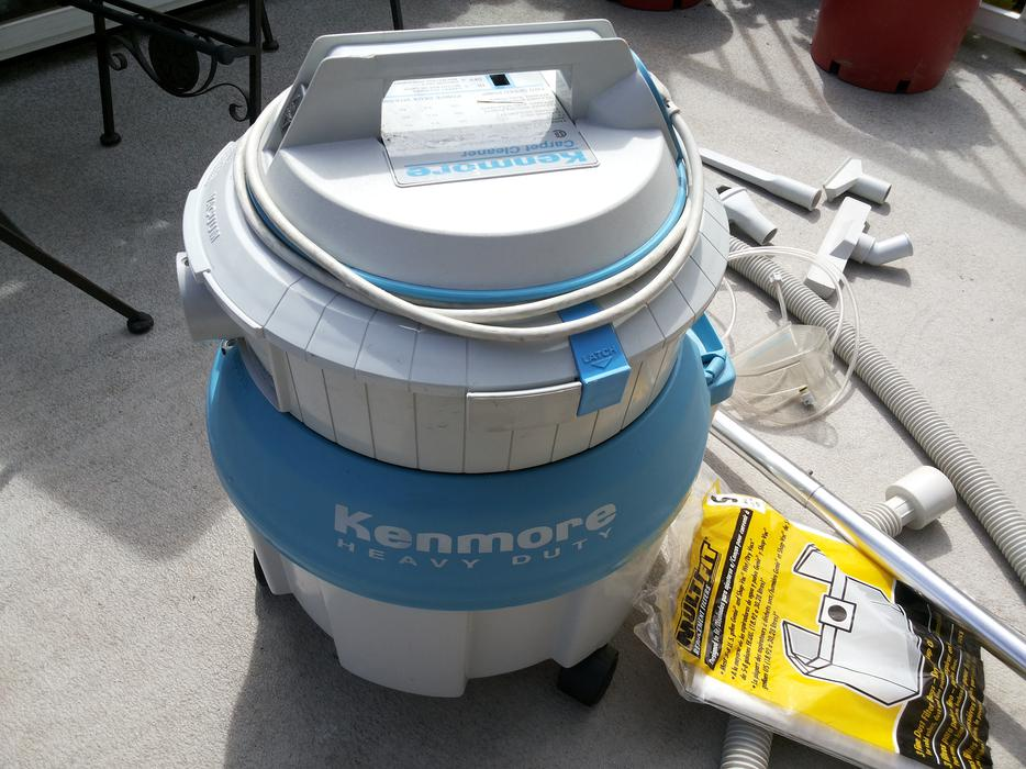 Kenmore Heavy Duty Carpet Cleaner Vaccum Victoria City