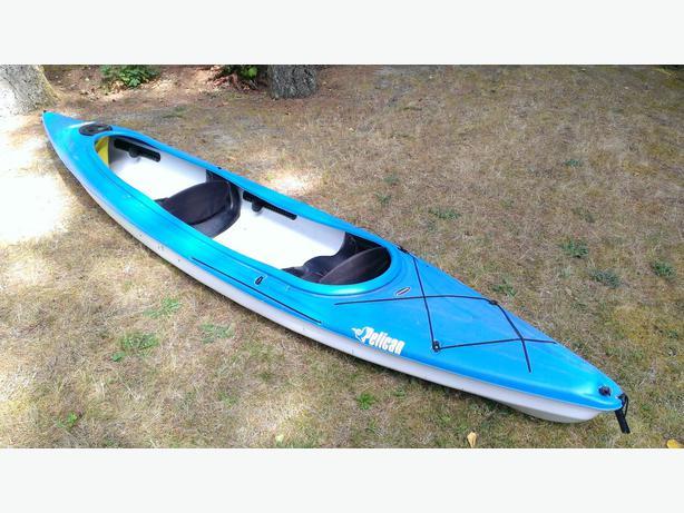Pelican Pursuit 140 T Dlx Tandem Kayak Oak Bay Victoria