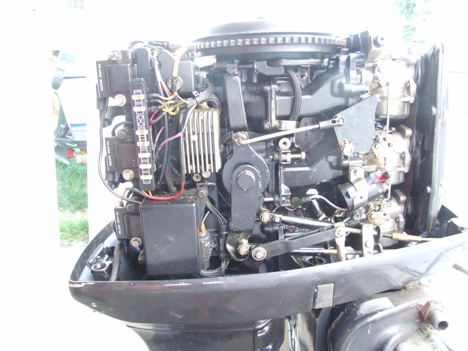 1996 Johnson 50 Hp Outboard Sooke Victoria Mobile