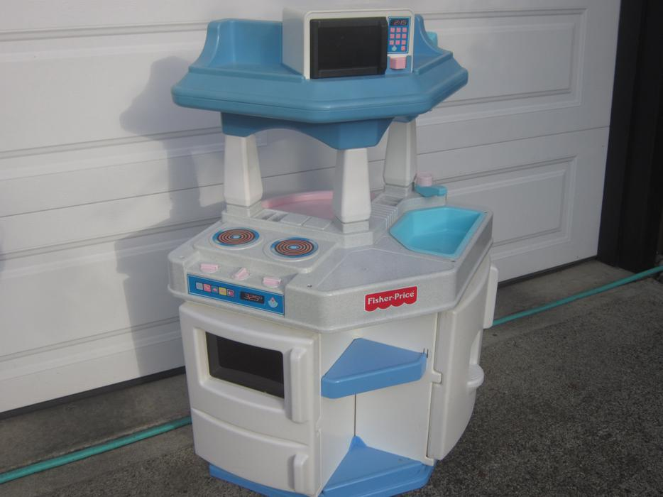 fisher price all in one kitchen center saanich victoria
