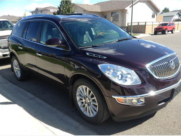Moncton Buick Enclave >> 2009 Buick Enclave CXL ** LOW KMS! ** North Regina, Regina