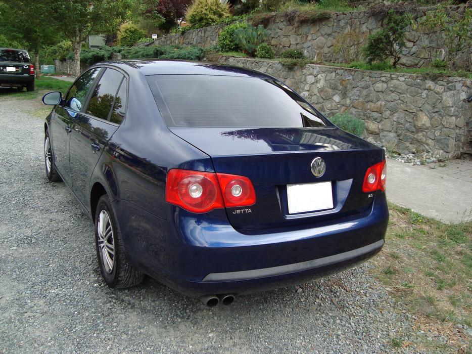 2006 Volkswagen Jetta Outside Victoria Victoria Mobile