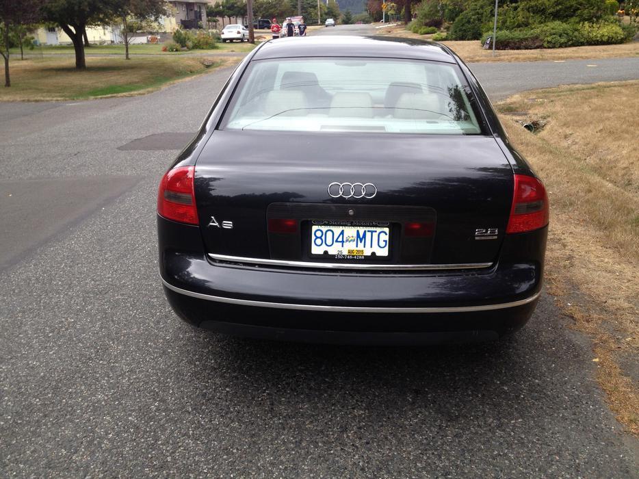 O B O 99 Audi A6 Quattro For Sale Outside Victoria
