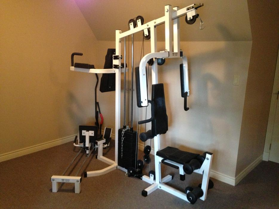 Northern lights cascade home gym assembly instructions