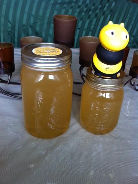 Raw Honey Vancouver Island