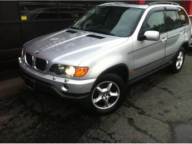 2003 bmw x5 3 0 4x4 2003 bmw x5 saanich victoria. Black Bedroom Furniture Sets. Home Design Ideas