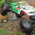 New RC  Rock Crawler Monster Truck  1/8 scale with 4 Wheel Steering