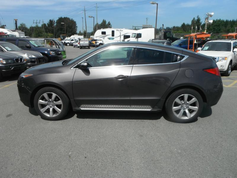 2010 acura zdx sh awd tech package stk 25031 outside. Black Bedroom Furniture Sets. Home Design Ideas