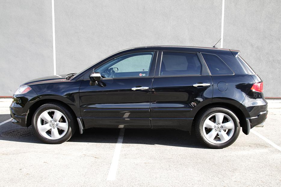 2008 Acura RDX Turbo 2.3 L Inline 4-cylinder 240 hp Outside Comox Valley, Comox Valley