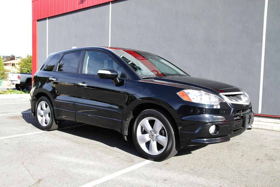 2008 acura rdx turbo 2 3 l inline 4 cylinder 240 hp outside comox valley comox valley. Black Bedroom Furniture Sets. Home Design Ideas