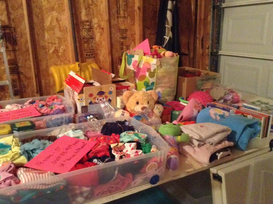 Island Lakes Garage Sales - 19 Pauline Boutal cres Windsor ...