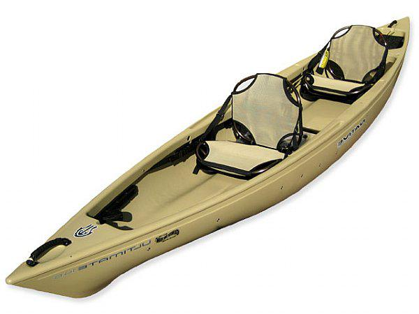 Native watercraft ultimate 14 5 kayak tandem or solo for Best tandem fishing kayak