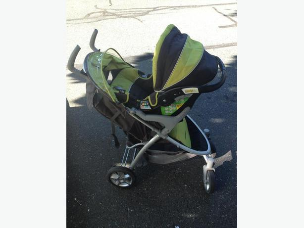 eddie bauer stroller car seat travel system west shore langford colwood metchosin highlands. Black Bedroom Furniture Sets. Home Design Ideas